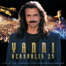 Yanni – Live at the Acropolis – 25th Anniversary Remastered Deluxe Edition
