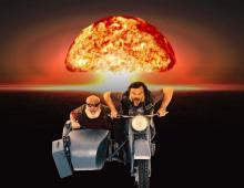 TENACIOUS D – ogłaszają nową płytę i animowany serial Post-Apocalypto!