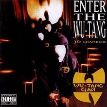 "Wu-Tang Clan – ""Enter The Wu-Tang Clan (36 Chambers) (Colored vinyl)"" (LP)"