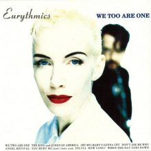 "Eurythmics – ""We Too Are One (Remastered)"" (LP)"