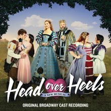 Head Over Heels (Original Broadway Cast Recording)