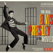 "Elvis Presley – ""The Real… Elvis Presley At the Movies"""
