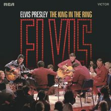 "Elvis Presley  – ""The King In The Ring"" (LP)"