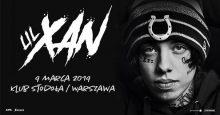 Lil Xan po raz pierwszy wystąpi w Polsce!