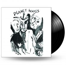 "Bob Dylan – ""Planet Waves"" (LP)"