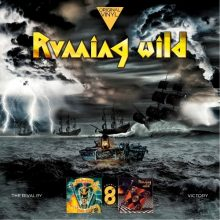 "Running Wild – ""Original Vinyl Classics: The Rivalry + Victory"" (2LP)"