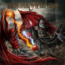 "Demons & Wizards – ""Touched By The Crimson King (Remasters 2019)"" (LP)"