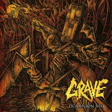 "Grave – ""Dominion VIII (Re-issue 2019)"""