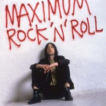 "Primal Scream – ""Maximum Rock `n' Roll: The Singles Remastered Volume 1"" (LP)"