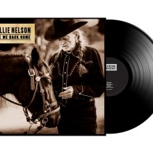 "Willie Nelson – ""Ride Me Back Home Again"" (LP)"