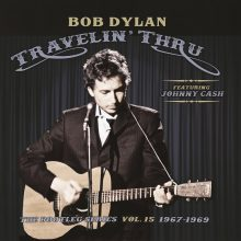 "Bob Dylan – ""Travelin' Thru, 1967 – 1969: The Bootleg Series, Vol. 15"" (LP)"