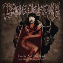 "Cradle Of Filth – ""Cruelty and the Beast – Re-Mistressed"""