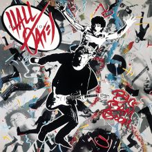 "Daryl Hall & John Oates – ""Big Bam Boom"" (LP)"