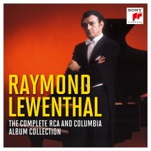 Raymond Lewenthal – The Complete RCA and Columbia Album Collection
