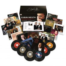 Zubin Mehta – The Complete Columbia Album Collection