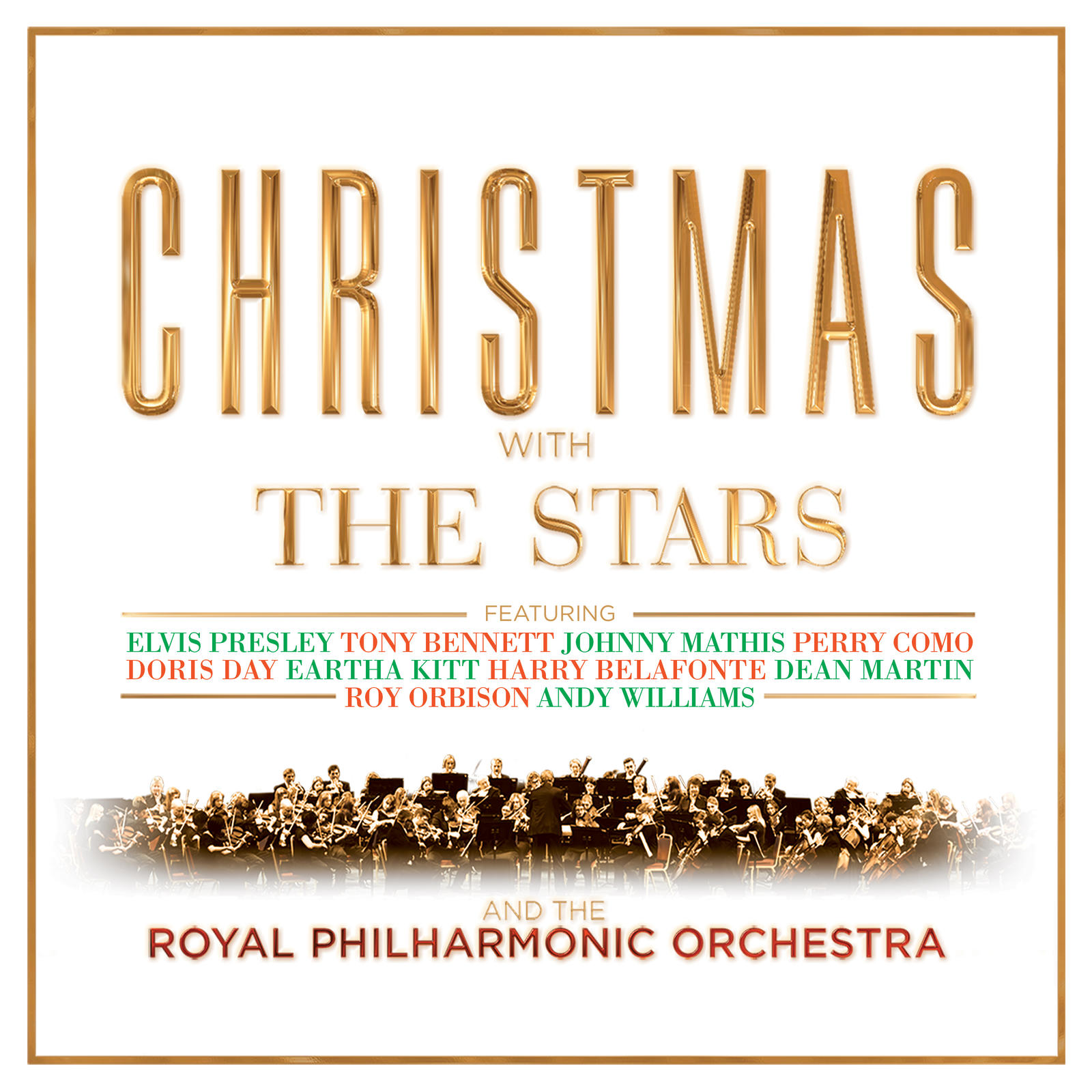 "Various – ""Christmas With The Stars and The Royal Philharmonic Orchestra"""