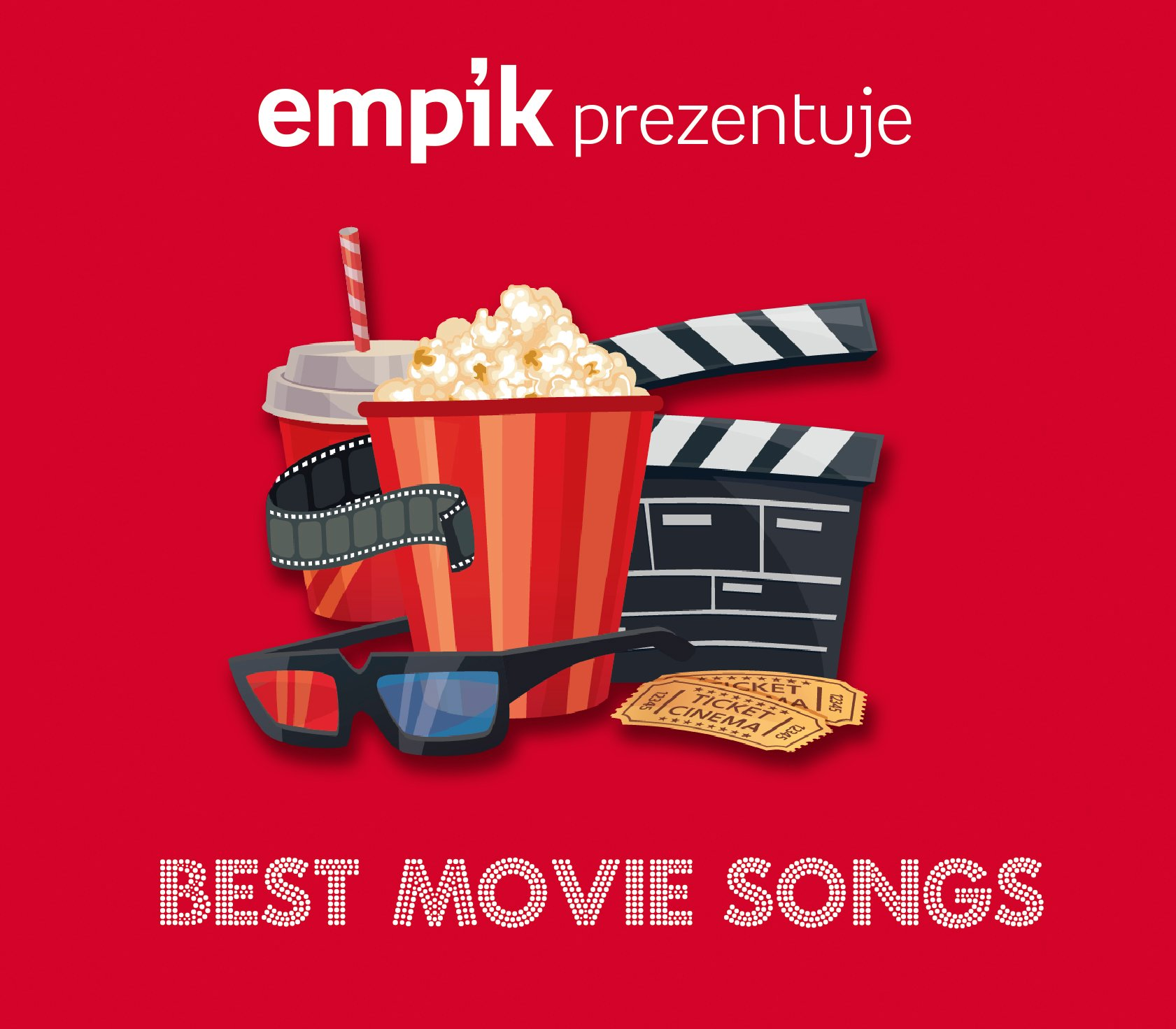 Empik Prezentuje: Best Movie Songs