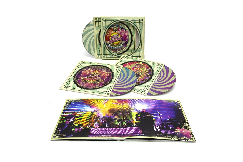 "Nick Mason's Saucerful of Secrets – ""Live at the Roundhouse"""