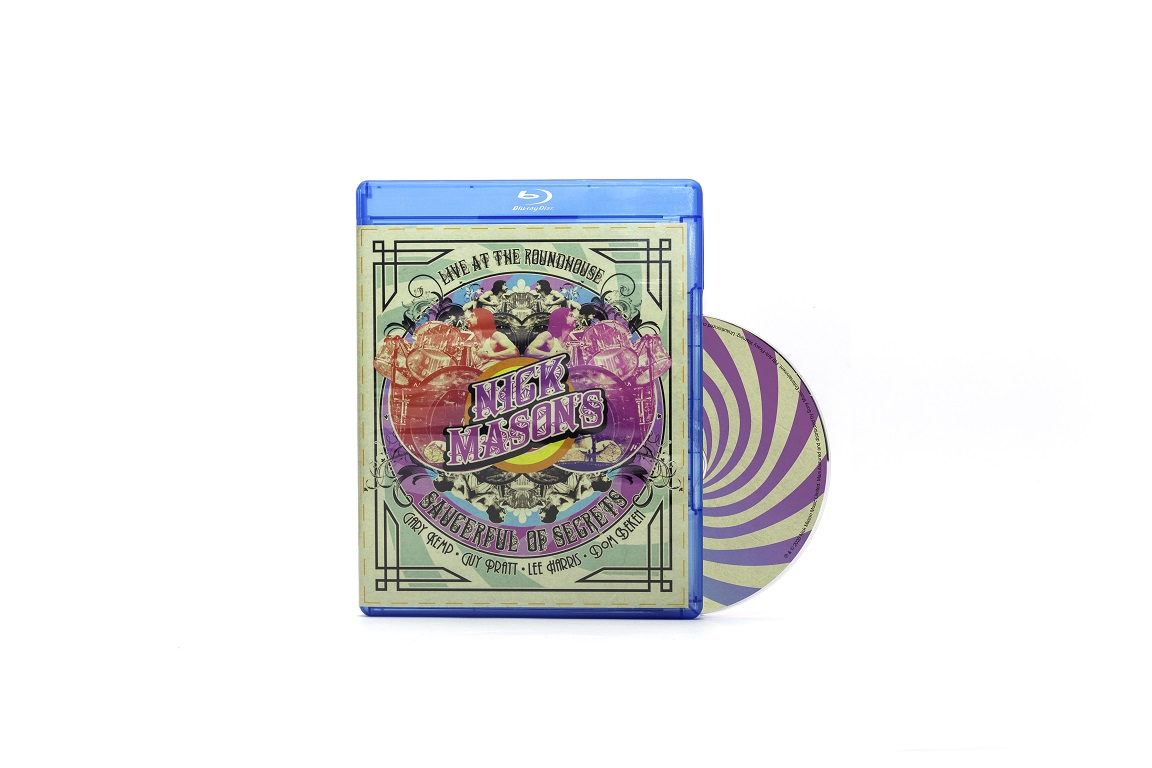 """Nick Mason's Saucerful of Secrets – """"Live at the Roundhouse"""""""