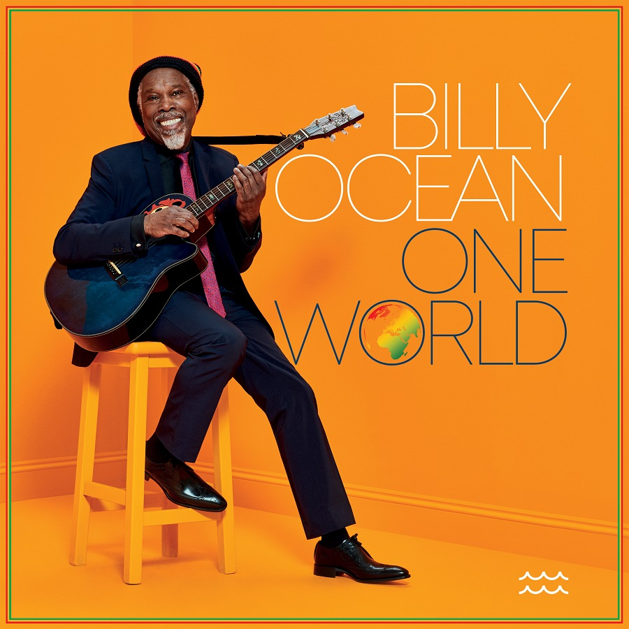 "Billy Ocean  – ""One World"" (LP)"