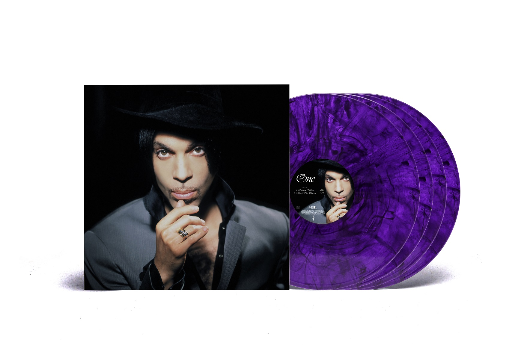 "Prince & The New Power Generation – ""One Nite Alone… Live!"" (LP)"