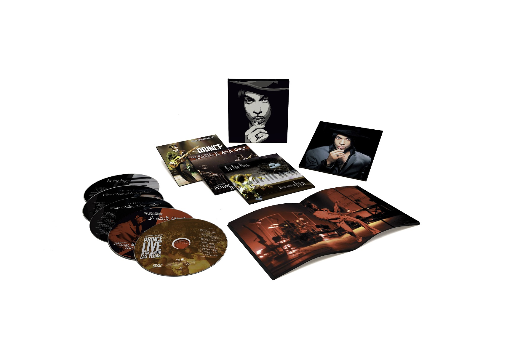 "Prince  – ""Up All Nite With Prince: The One Nite Alone Collection"""