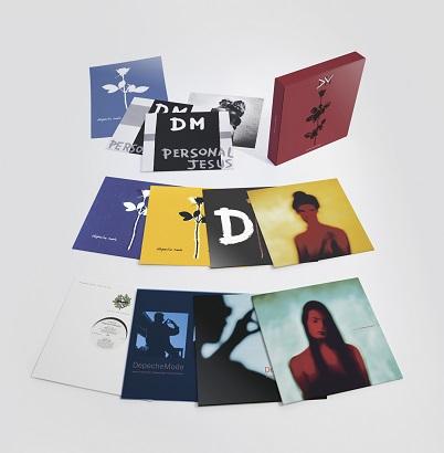 Kolejny tytuł w serii winylowych boxów Depeche Mode