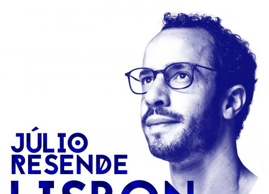 Julio Resende – Lisbonhood – capa single