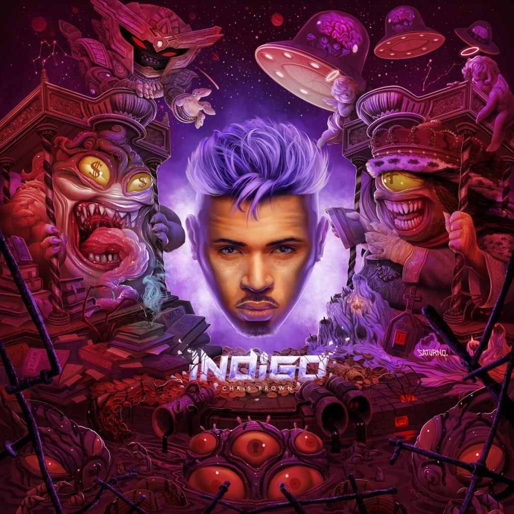 INDIGO Chris Brown