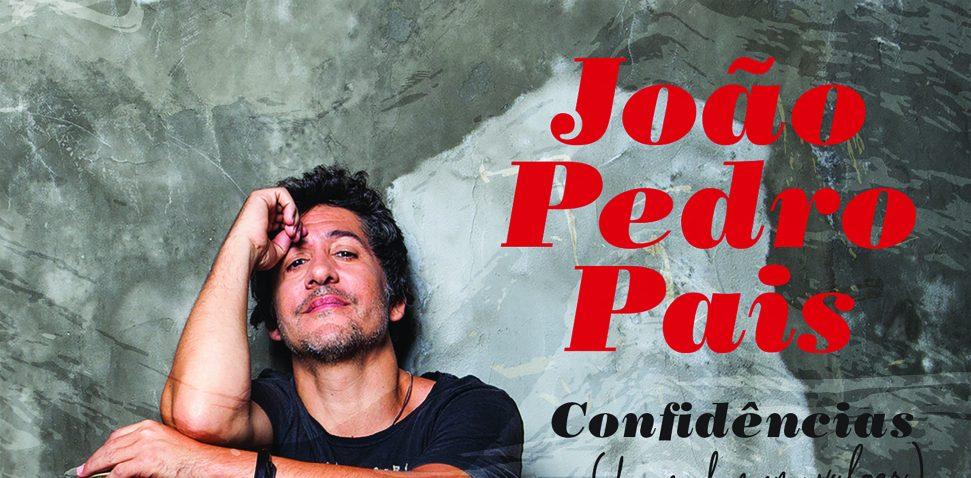 João Pedro Pais_Confidências_cover