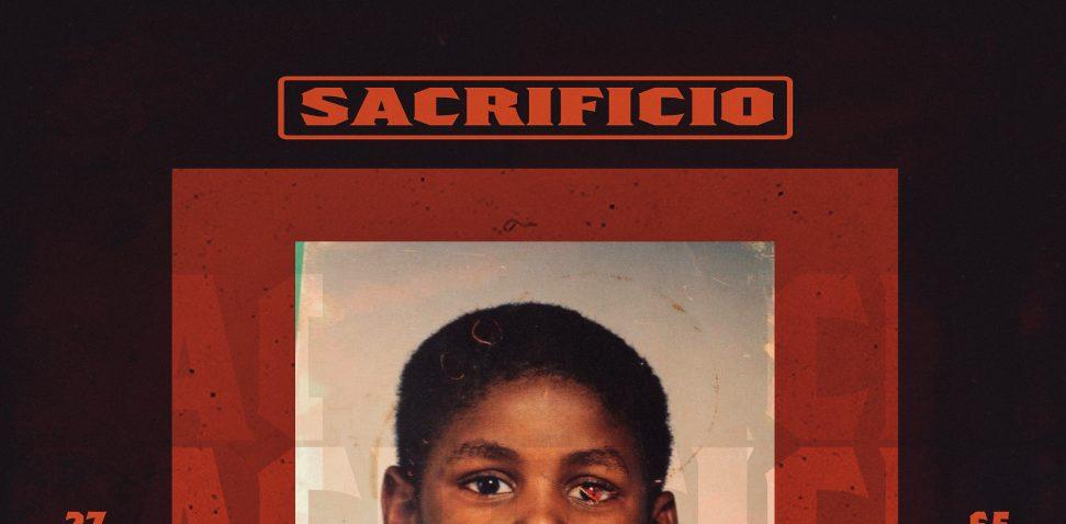 Plutonio – Sacrifício – cover