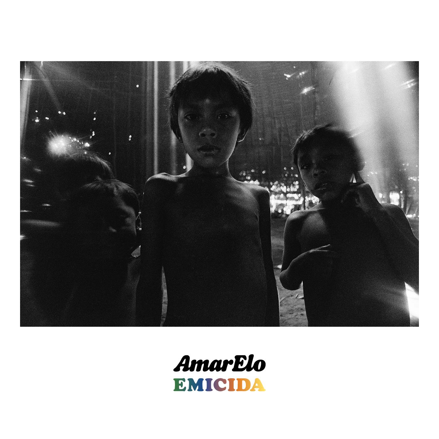 Cover DIG AmarElo – Emicida