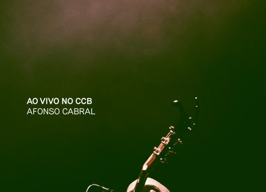 Afonso Cabral Ao Vivo no CCB