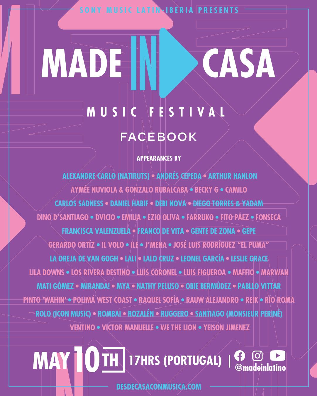 Made In: Casa Music Festival