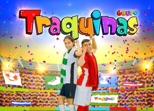 Grupo TRAQUINAS – capa single