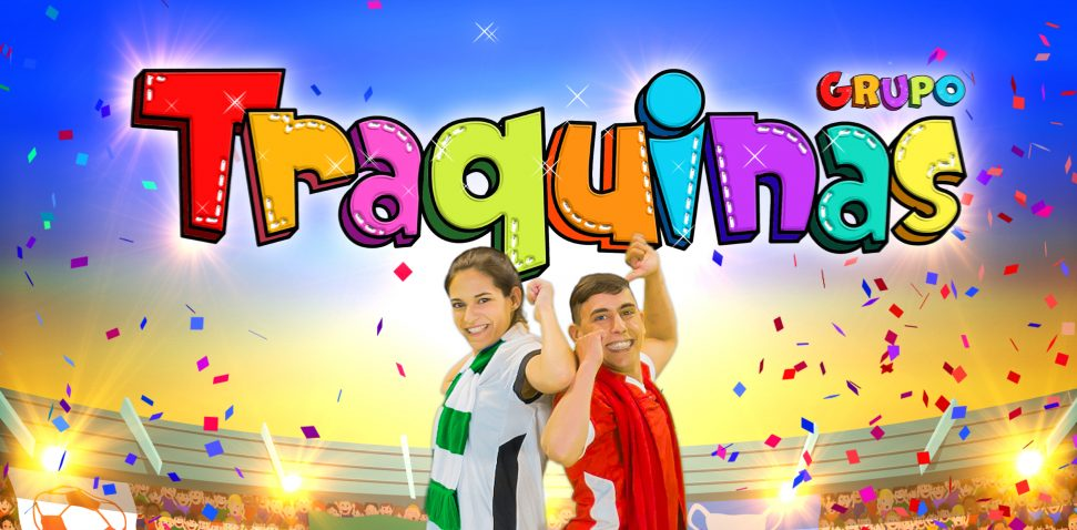Grupo TRAQUINAS – capa single