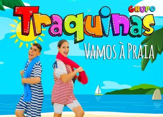 Vamos a Praia Grupo Traquinas