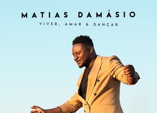 MATIAS DAMASIO – EP VIVER AMAR E DANCAR