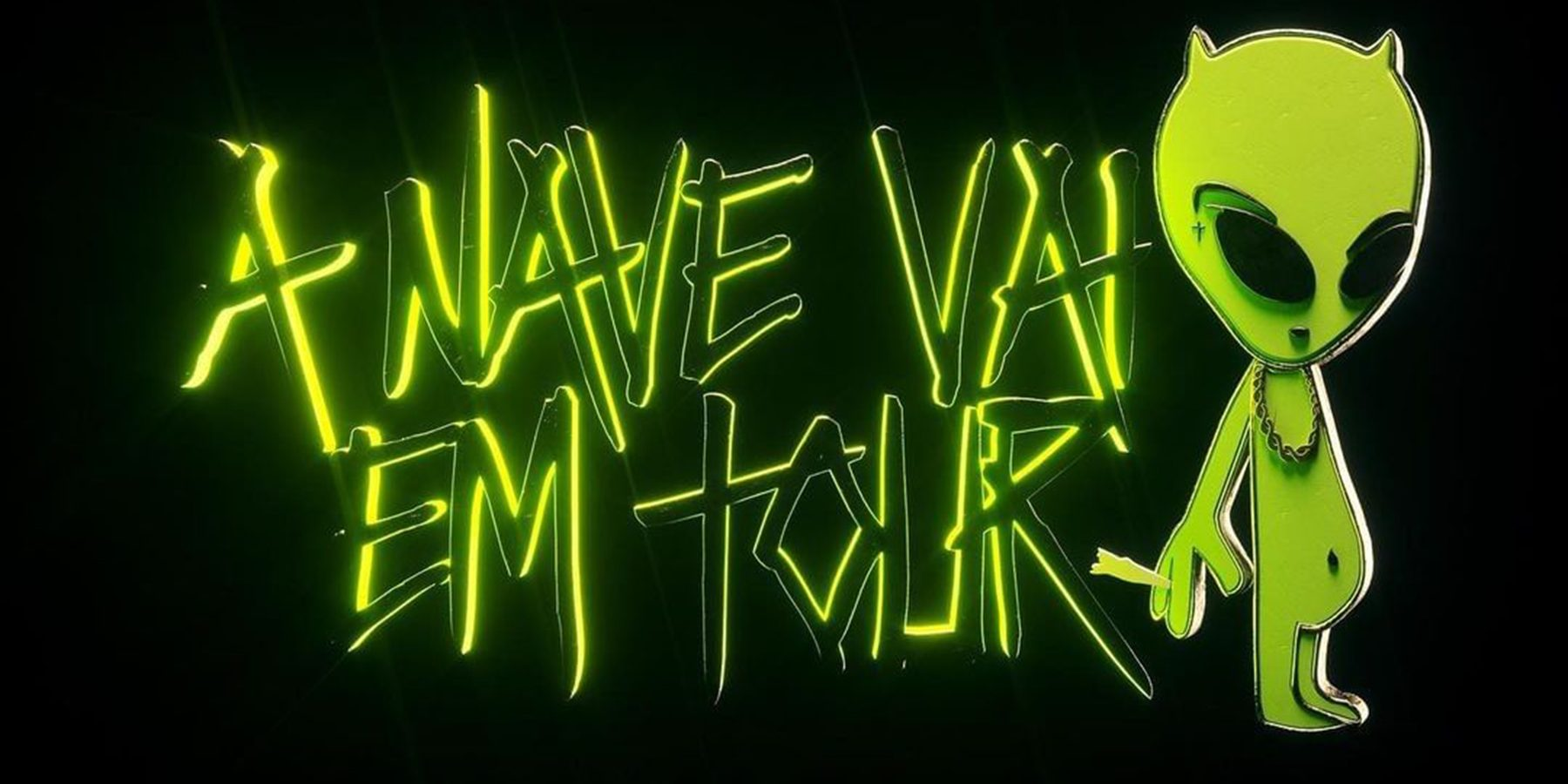 Lon3r Johny A Nave Vai Em Tour