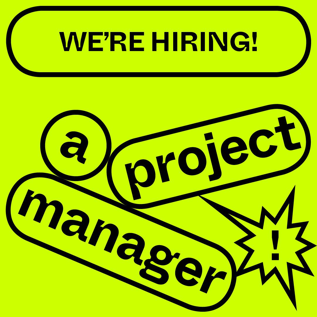 Project Manager – Milkshake