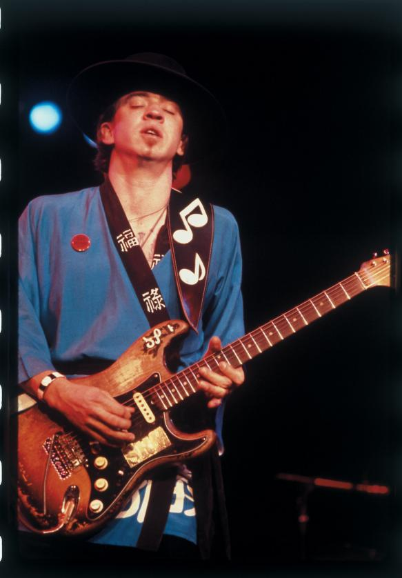Remembering Stevie Ray Vaughan