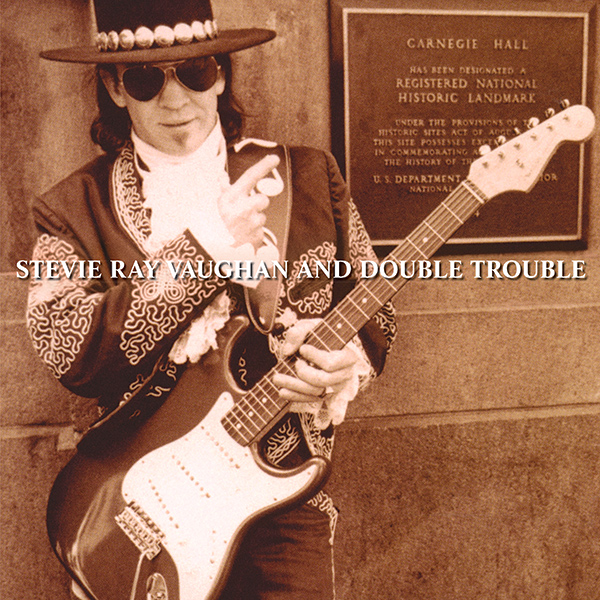 "Stevie Ray Vaughan & Double Trouble - Live At Carnegie Hall - 2LP 12"" vinyl"