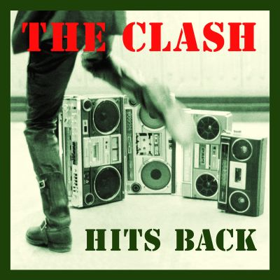 Commandez The Clash Hits Back