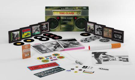 Commandez The Clash Sound System
