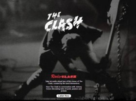 The Clash Spotify Radio Show