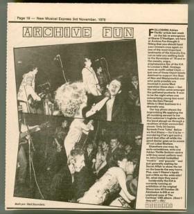 NME - November 1979