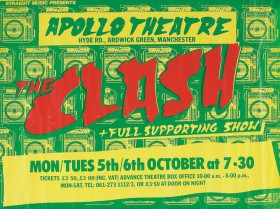 Apollo Theatre - Concert Poster
