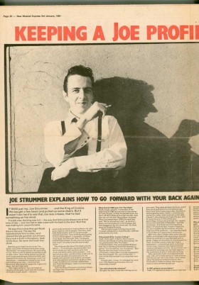 NME - January 1981