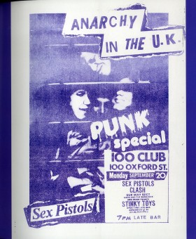 Anarchy In The UK - 20th September 1976