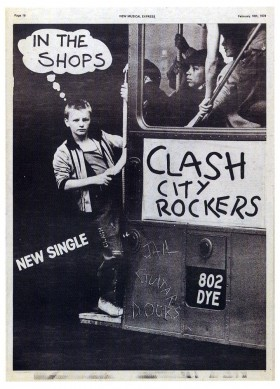 Clash City Rockers - Advert